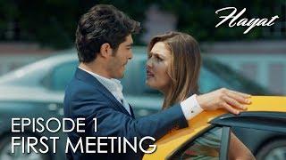 Hayat and Murat First meeting   Hayat Episode 1 (Hindi Dubbed) [#Hayat]