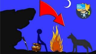 Урок о том, как делать красивые огненные рисунки  в    Рисуем мультфильмы 2