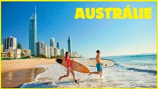BYDLÍME VE MĚSTĚ SNŮ - Gold Coast Austrálie