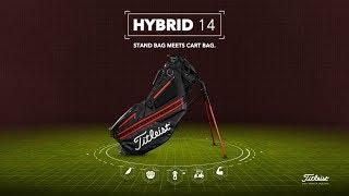Hybrid 14 Women's Stand Bag-video