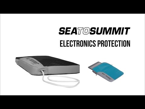 Sea To Summit Lightweight Ultra-Sil Padded Soft Cell Case Instruction Video