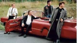 Johnny Burnette & The Rockabilly Trio - The Train Kept A'Rollin
