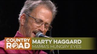 """Marty Haggard sings """"Mama"""