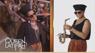 90s Era Queen Latifah Costume