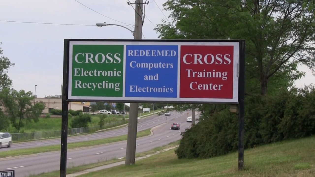Cross Electronic Recycling Center