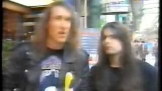 RAGE Japan Tour 1996 , Interviews + Live Citta Club