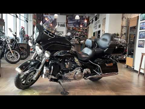 2018 M/Y Harley-Davidson Ultra Limited