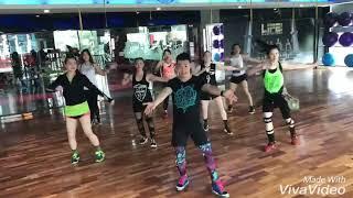 "ZIN 74 ""El Piso Es Lava"" By BIP // Zumba Fitness"