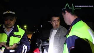 В Кингисеппском районе пьяный автомобиль двигался без водителя
