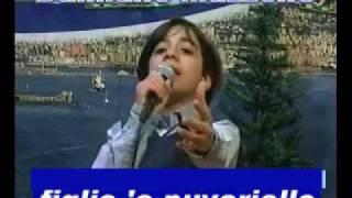 """FIGLIO 'E PUVERIELLO  """"Damiano Mazzone """""""