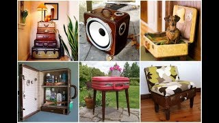 30 Creative Recycled Furniture Projects & Ideas