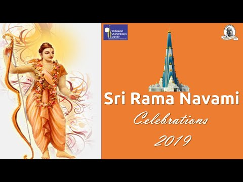 Sri Ramanavami Celebrations 2019