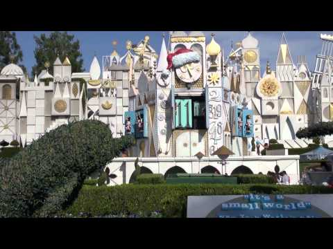 'it's a small world'®