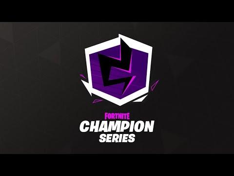 Fortnite Champion Series Season X Finals - Day 1
