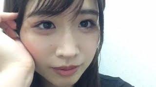 2018年06月21日23時19分佐藤朱AKB48チーム8