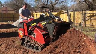 Ditch Witch sk850 Mini Skid Steer