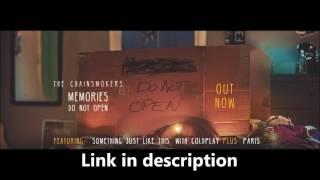 """The Chainsmokers- """"Memories...Do Not Open"""" (Album), Download."""
