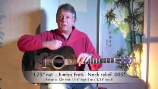 Rainsong Black Ice Jumbo N2 Review by Jim Kozel