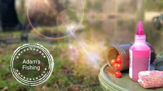 Carp Fishing With Goo And The Ronnie Rig