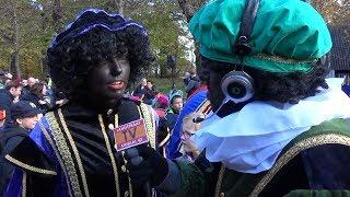 Sinterklaas in Loon op Zand 2017 - Langstraat TV