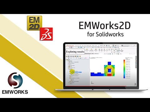Electromagnetic Simulation of Linear Switched Reluctance Motor inside SOLIDWORKS