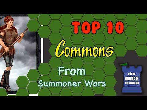 Top 10 Common Units