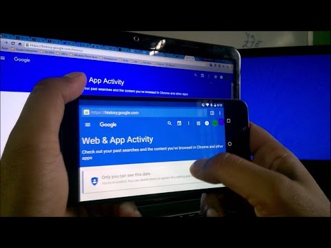 how to delete history on google chrome permanently on android, windows 10, mac