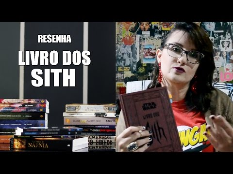 Resenha - Livro dos Sith