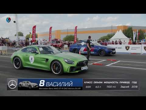 Mercedes Benz AMG GT Coupe Купе класса A - тест-драйв 3