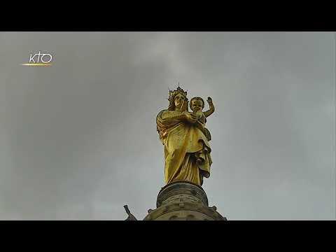 Laudes et Messe du 3 octobre 2020 à Notre-Dame de la Garde