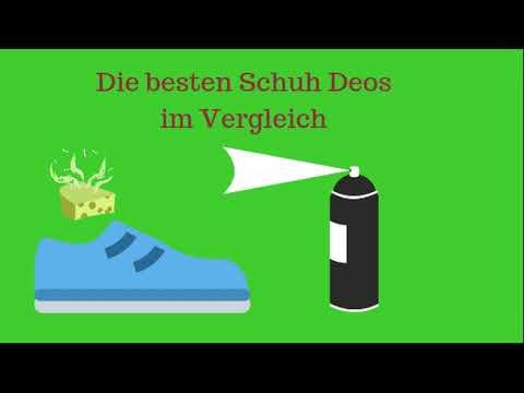 Schuh Deo Test 2018 - die besten 5 Schuh Deos im Vergleich