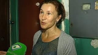 В 5-этажном доме на Салтовке прорвало ливневку и жильцов затопило