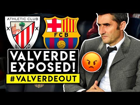 VALVERDE OUT ALREADY?! [RANT] Athletic Bilbao 1-0 Barcelona | REACTION | La Liga 19/20 | BugaLuis