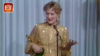 Oscars Flashback '83: Pregnant Meryl Wins Actress
