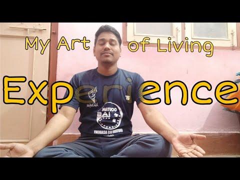 My Art of living experience 2020|happiness program|Sudarshan kriya | mediation|Shri ravi Shankar