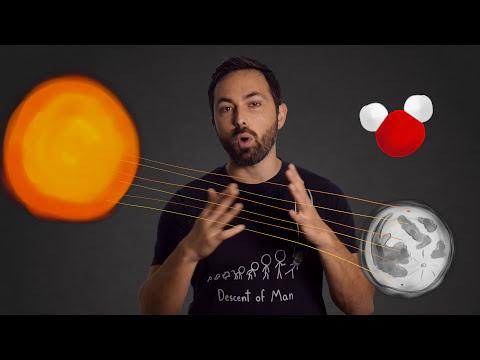 Voda na Měsíci