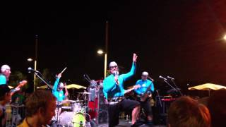 The Aquabats - Martian Girl Live @ Great Park, Orange County 08/30/2012