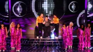 Mary Byrne Sings Never Can Say Goodbye   The X Factor Live Semi Final (Full Version)