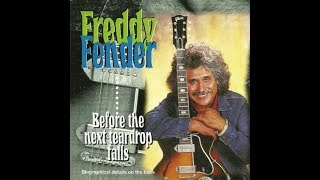 Freddy Fender - Before The Next Teardrop Falls (c.1974).