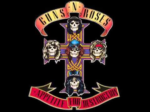 Mr  Brownstone Appetite For Destruction Guns 'N' Roses   YouTube