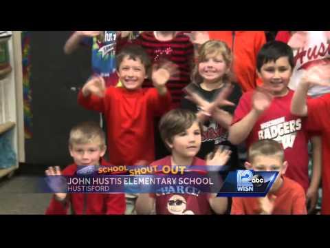 5/11 Shout Out: John Hustis Elementary
