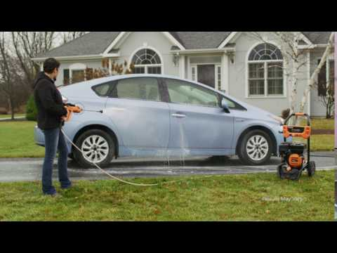 Product Video, Generac 3200 PSI Speed Wash Pressure Washer Model 7122