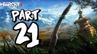 ► Far Cry 4 | #21 | Noořina pevnost + zpomalovací luk! | CZ Lets Play / Gameplay [1080p] [PC]