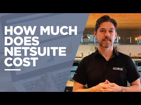 How Much Does NetSuite Cost? NetSuite ERP Pricing & Licenses ...