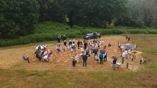 Top Farm Festival Wedding