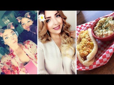 VLOG |  Girls Day w/Lexi, Bachelorette, Vegan Hotdogs?!