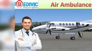 Air Ambulance Service in Varanasi | Air Ambulance Service in Lucknow