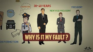 If God knows everything, Why is it my Fault?