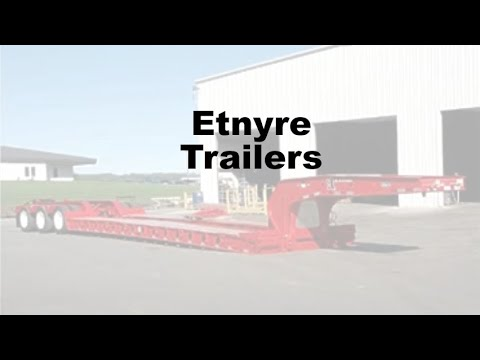 Etnyre Trailers
