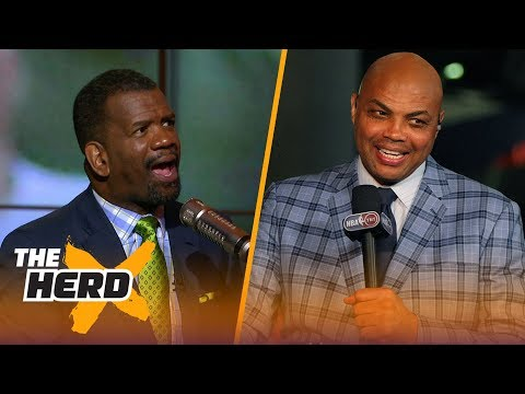 Rob Parker weighs in on Charles Barkley's comments and Kevin Durant's off-court drama | THE HERD